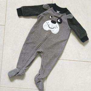3 for $12! 3 month Carter's Fleece Pajama